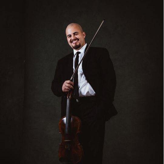 Steve Laraia viola