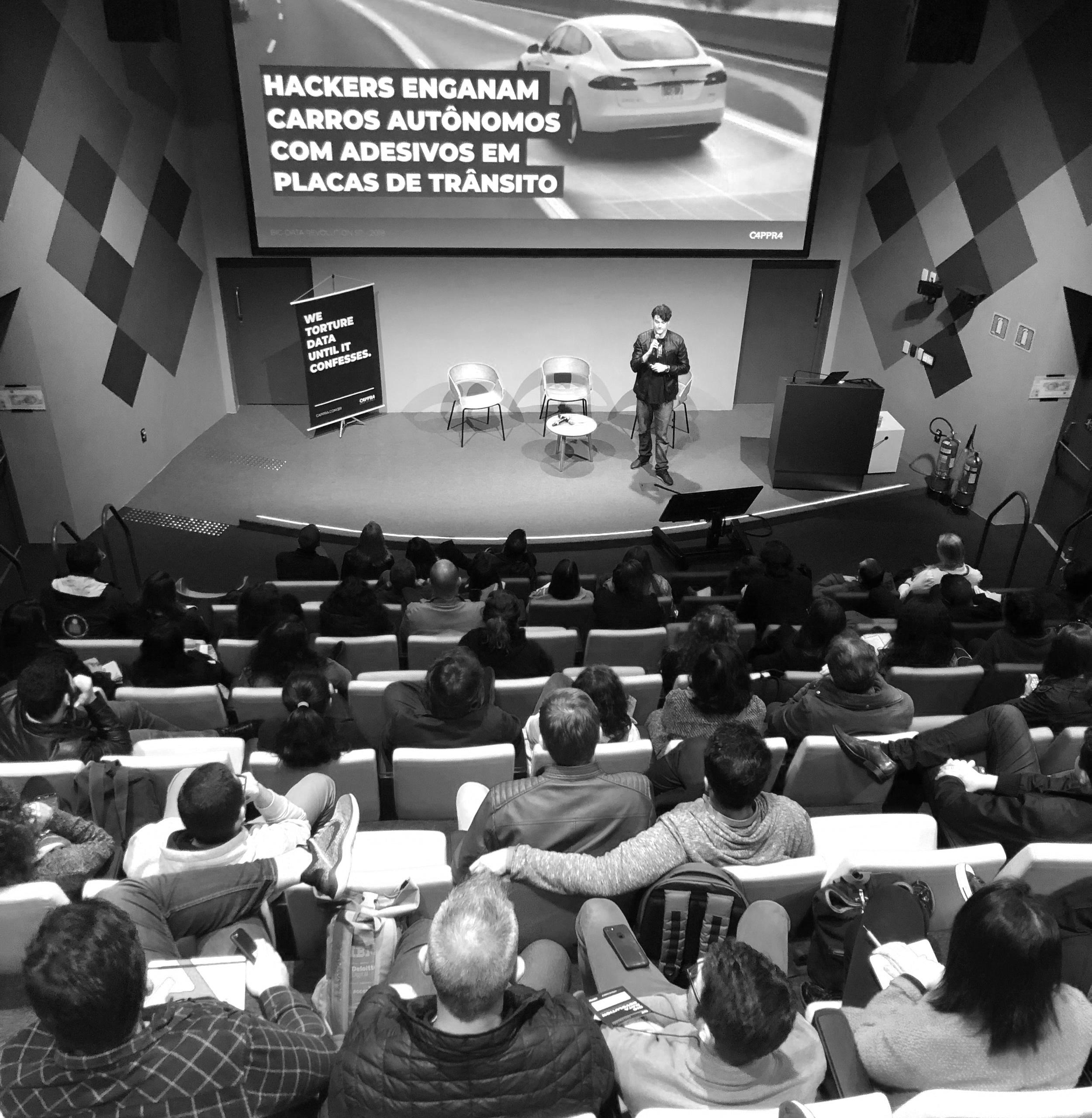 CONFERÊNCIA BIG DATA REVOLUTION - Muito conteúdo inédito sobre dados, cases e melhores práticas analíticas em um só evento.Esse ingresso permite o acesso à conferência Big Data Revolution e algumas atividades abertas do CAPPRA DATA SUMMIT.