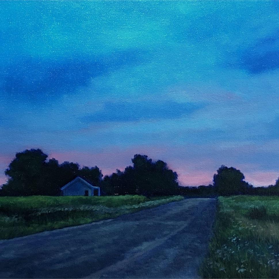 Rustbelt Twilight -