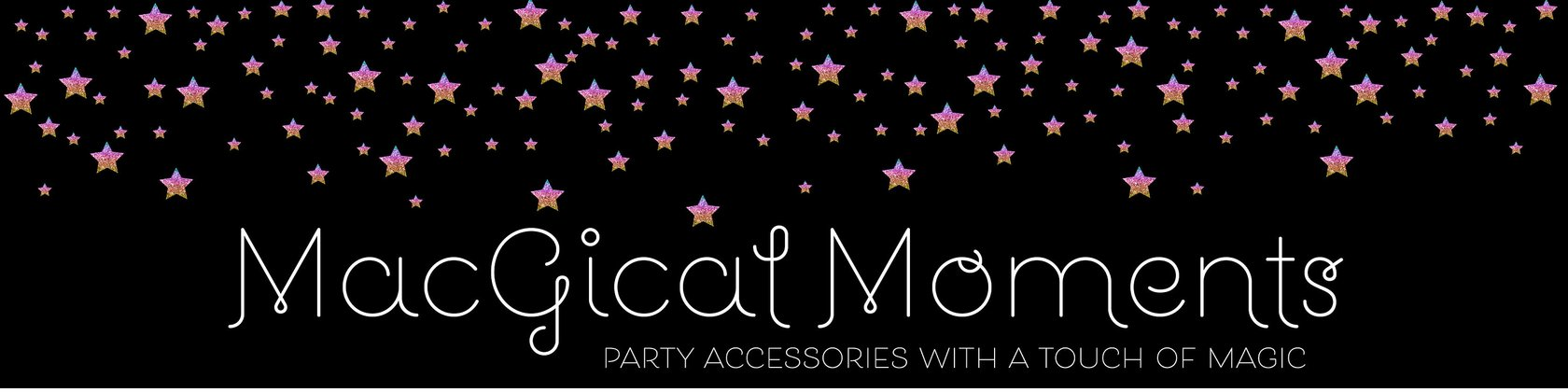 MacGical Moments - Macgicalmoments.com offers party accessories with A Touch of Magic for that special person in your life. Do you need to feed your craving for the latest party trends Macgicalmoments.com has cute things for birthdays and other special events. Enter promo code fashioncraving15 to get 15% off your first order today.