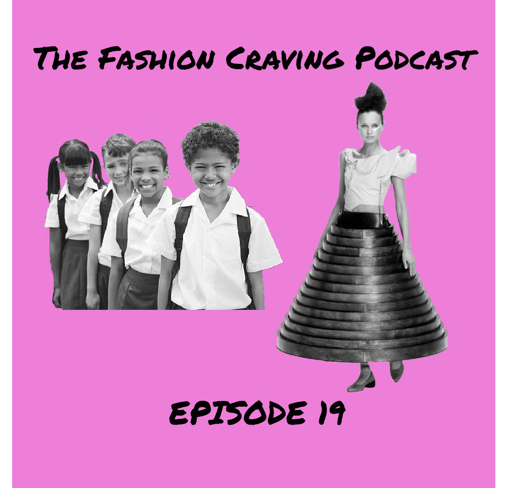 Ep. 19: Craving for Wearable Furniture and School Days