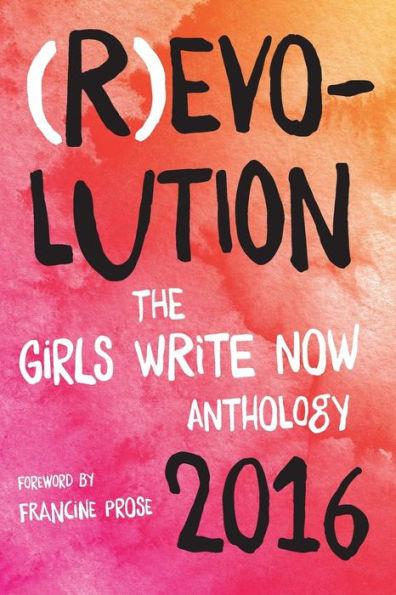 Girls Write Now Anthology 2016
