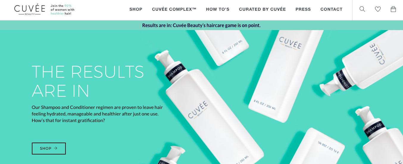 Website copy/Homepage copy/Product description/Brand voice