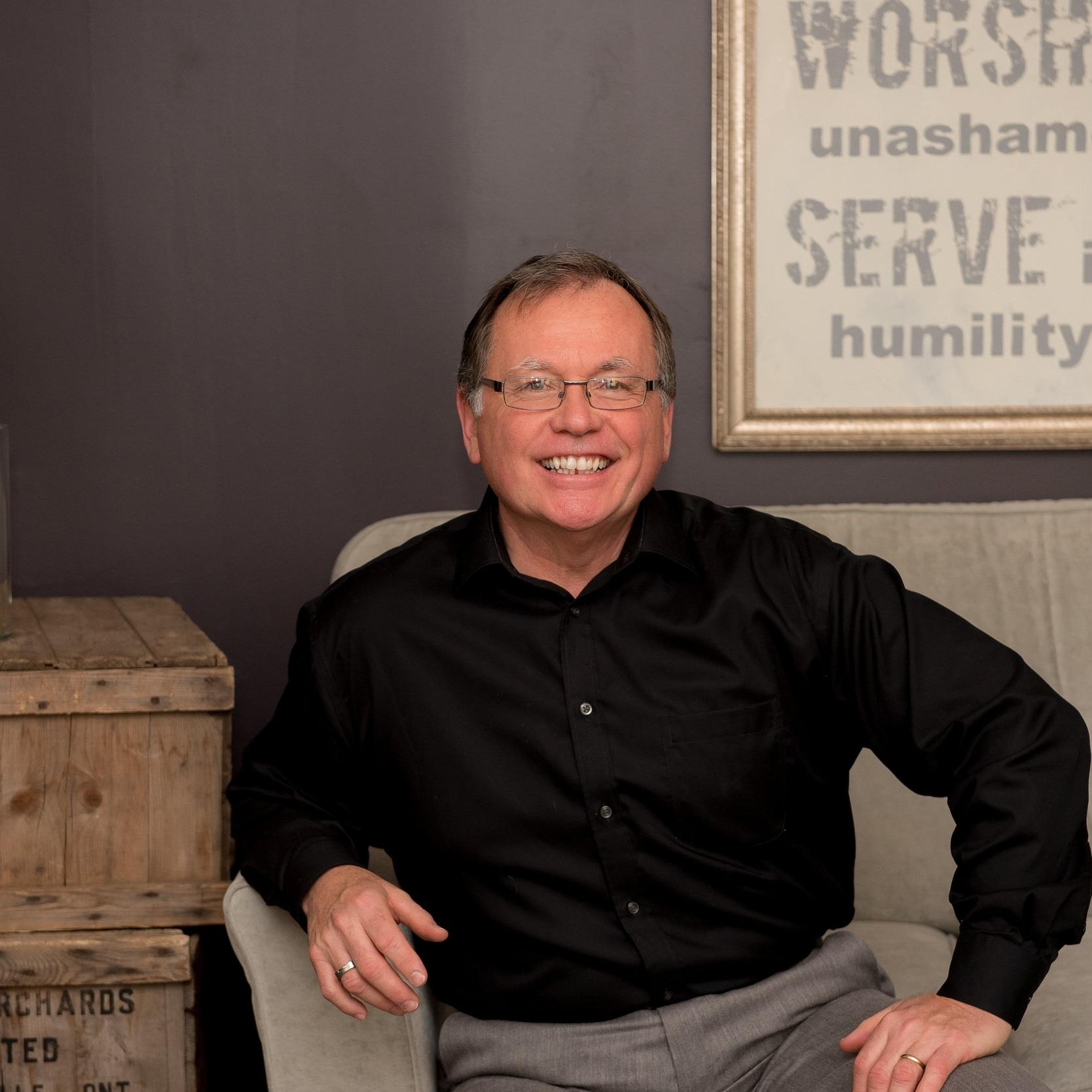Jim Gordon - Lead Pastor