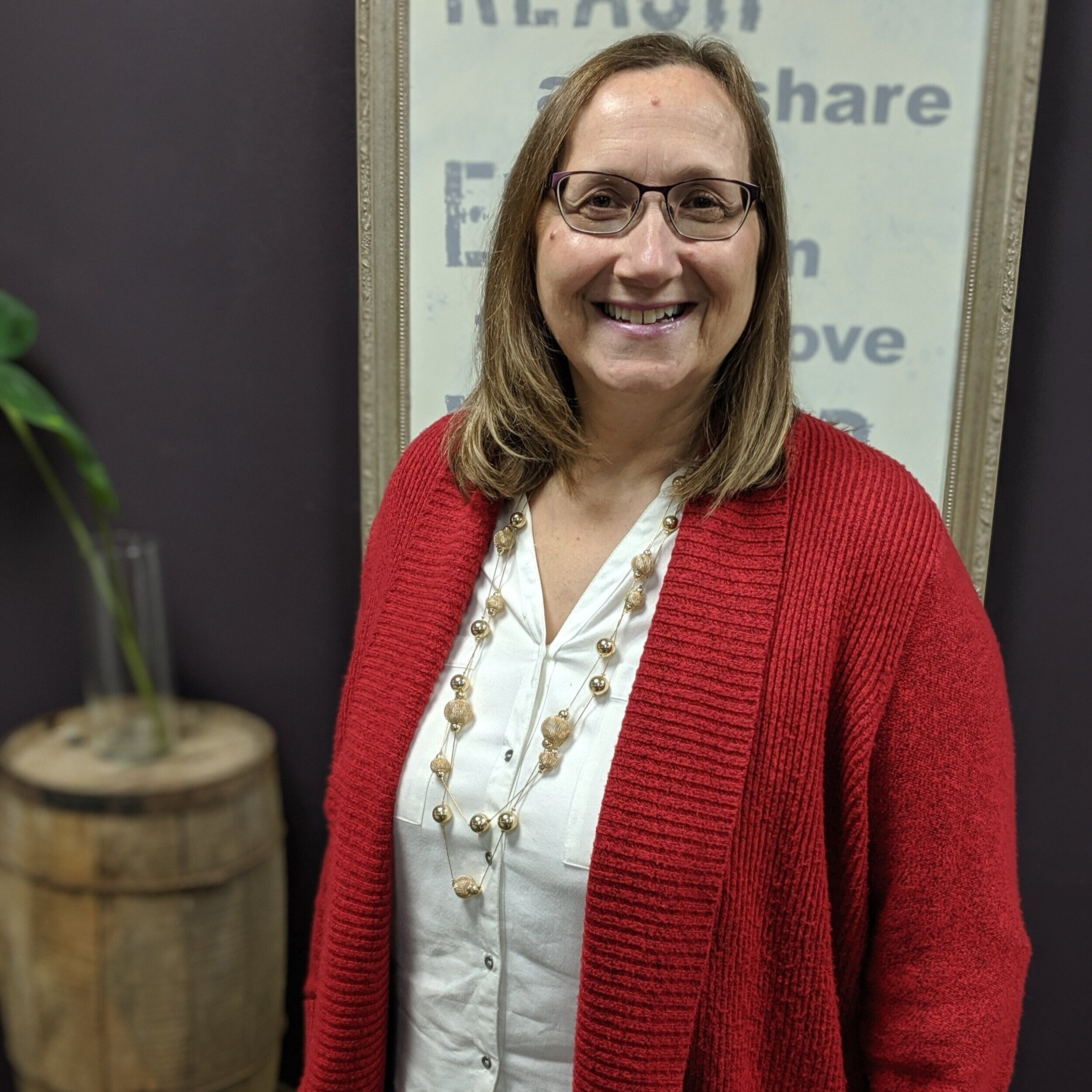 Carrie Gordon - Personal Assistant to Lead Pastor