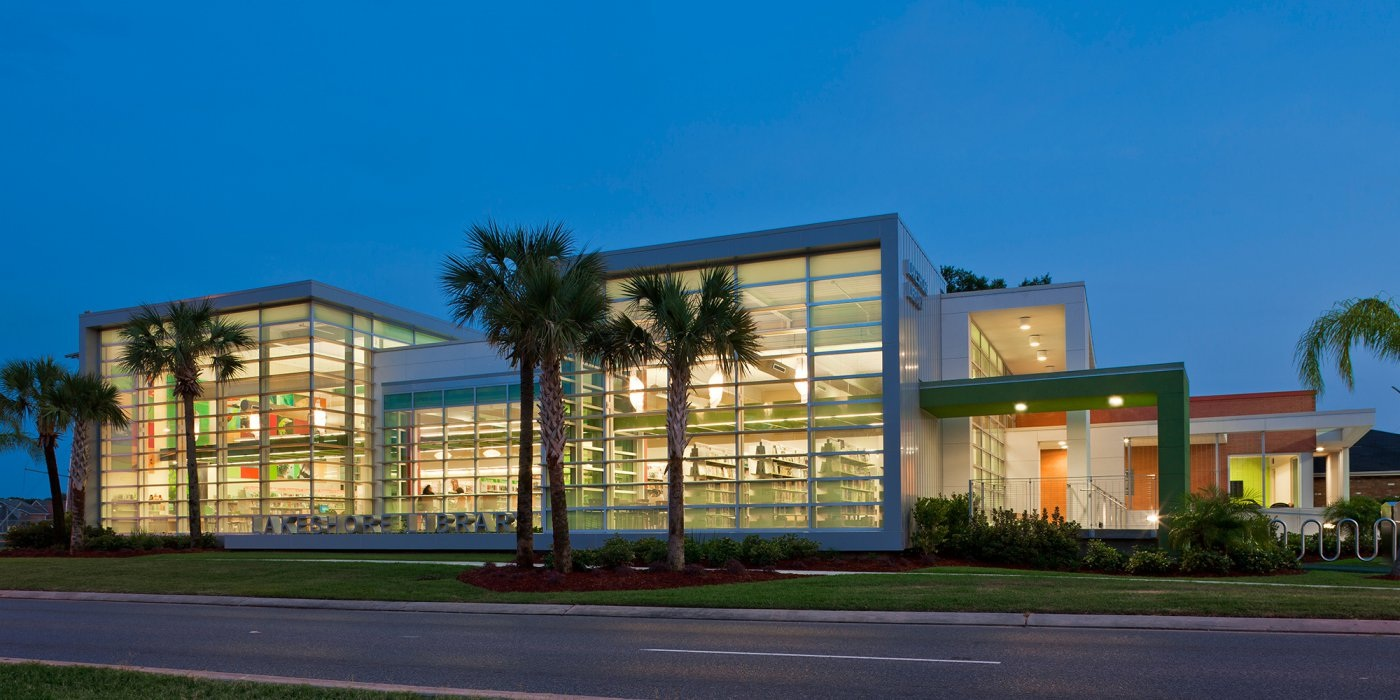 CYNTHIA LEE-SHENG,Jefferson Parish COUNCILWOMANDISTRICT 5 - They (STBA) did something that was truly amazing. They brought us a beautiful, incredible looking building and they brought it in on budget.https://sizeler.com/portfolio/lakeshore-library