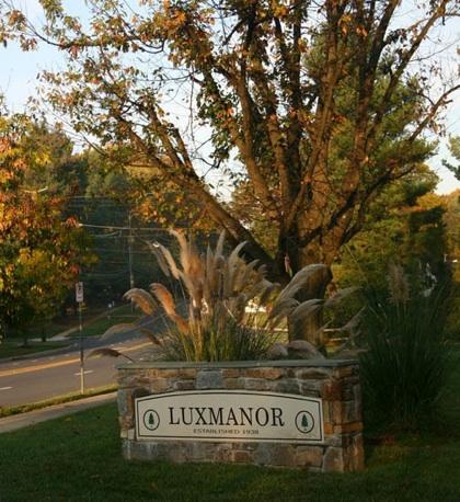 Corner of Tuckerman Lane and Luxmanor Road