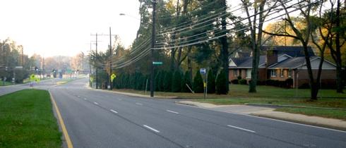 Old Georgetown Road, 2011