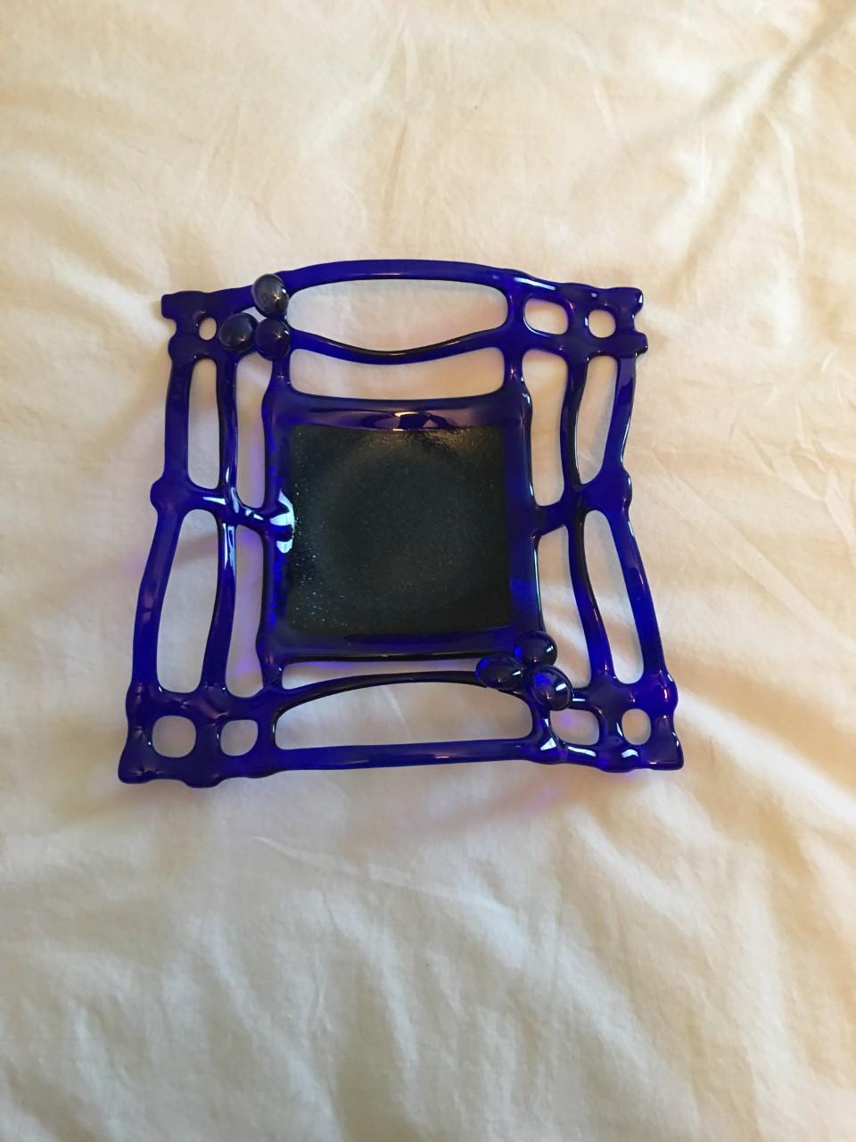 Colbalt Blue Lattice with Stones $215.jpg