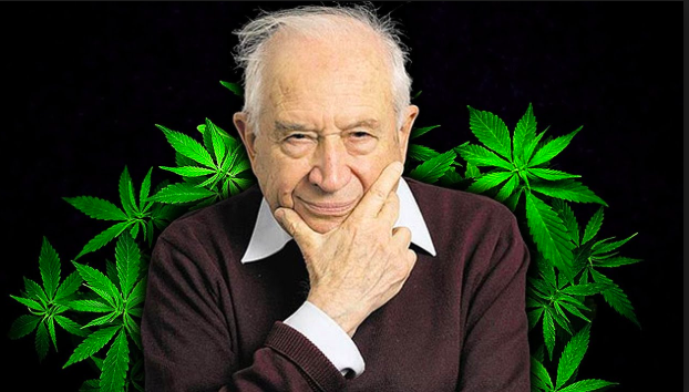 - Professor Raphael Mechoulam, the first to isolate, analyze and synthesize the major psychoactive and non-psychoactive compounds in cannabis
