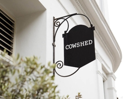 The Cowshed, Spa