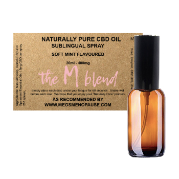 THE M BLEND - £31.49 AT THE ONLINE CBD SHOPOrganic and GM free CBD Oil blended with Organic, GM free Essential Oils in a spray atomiser, to make daily dosing as easy as a squeeze and a squirt!