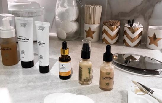The Cannabis Beauty Skincare Range by Kannaway
