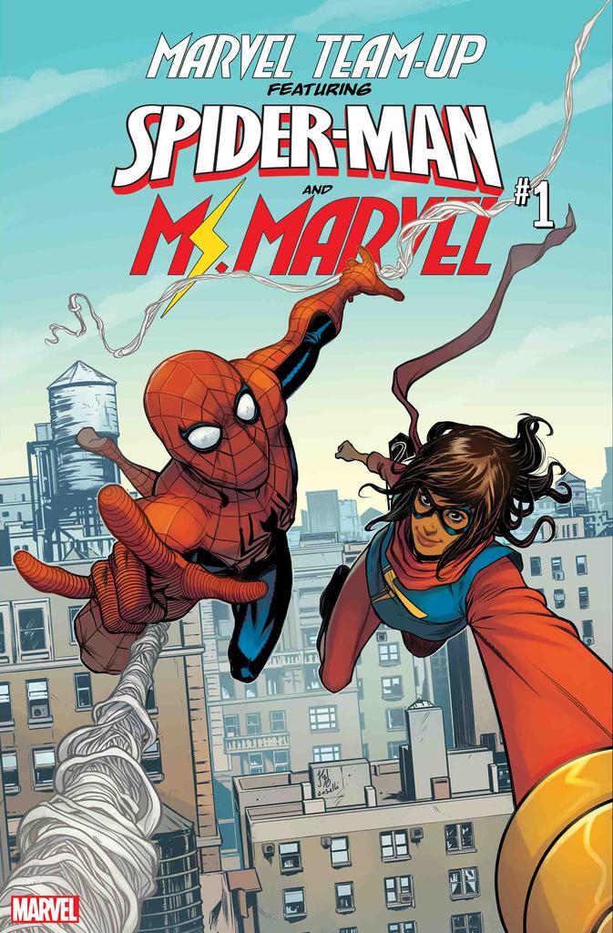 Marvel Team-Up 1