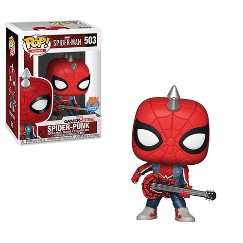 Funko Pop Spider-Punk
