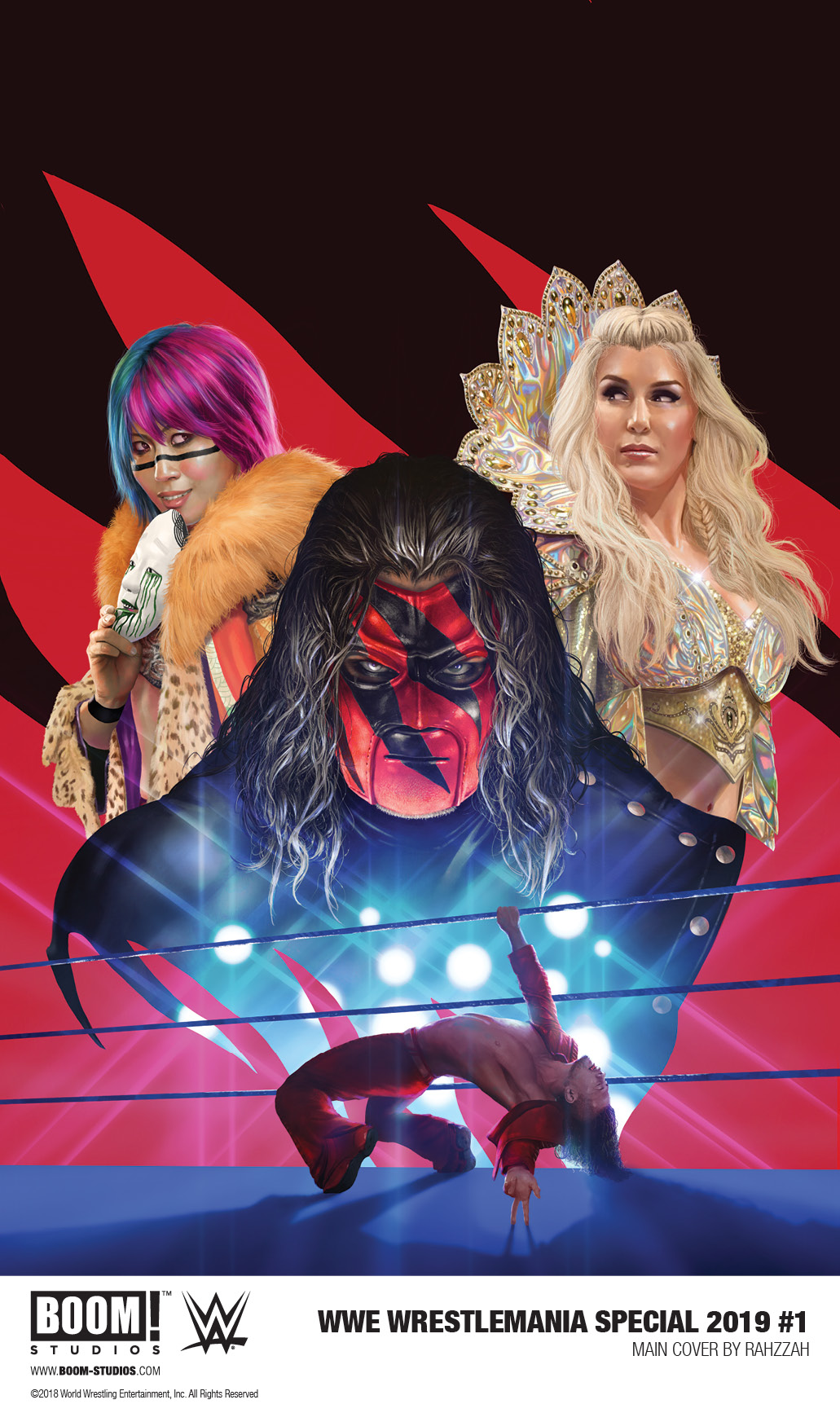Wrestlemania 2019 Special  #1