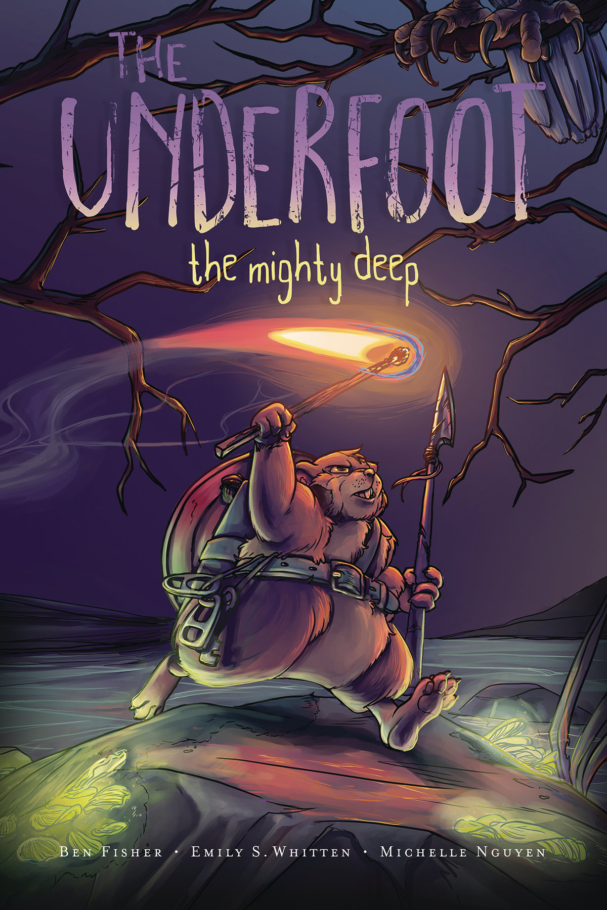 The Underfoot Vol. 1: The Mighty Deep