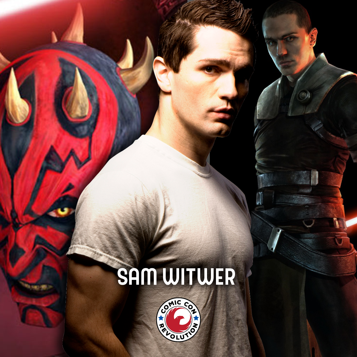 Sam Witwer  Is Coming to Comic Con Revolution