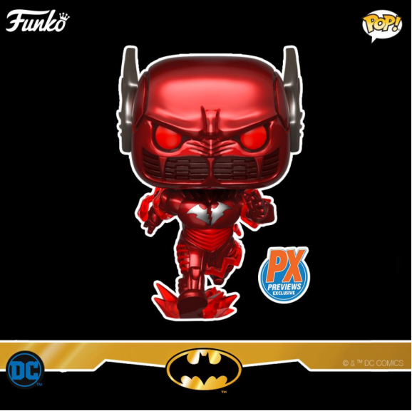 Red Death BATMAN