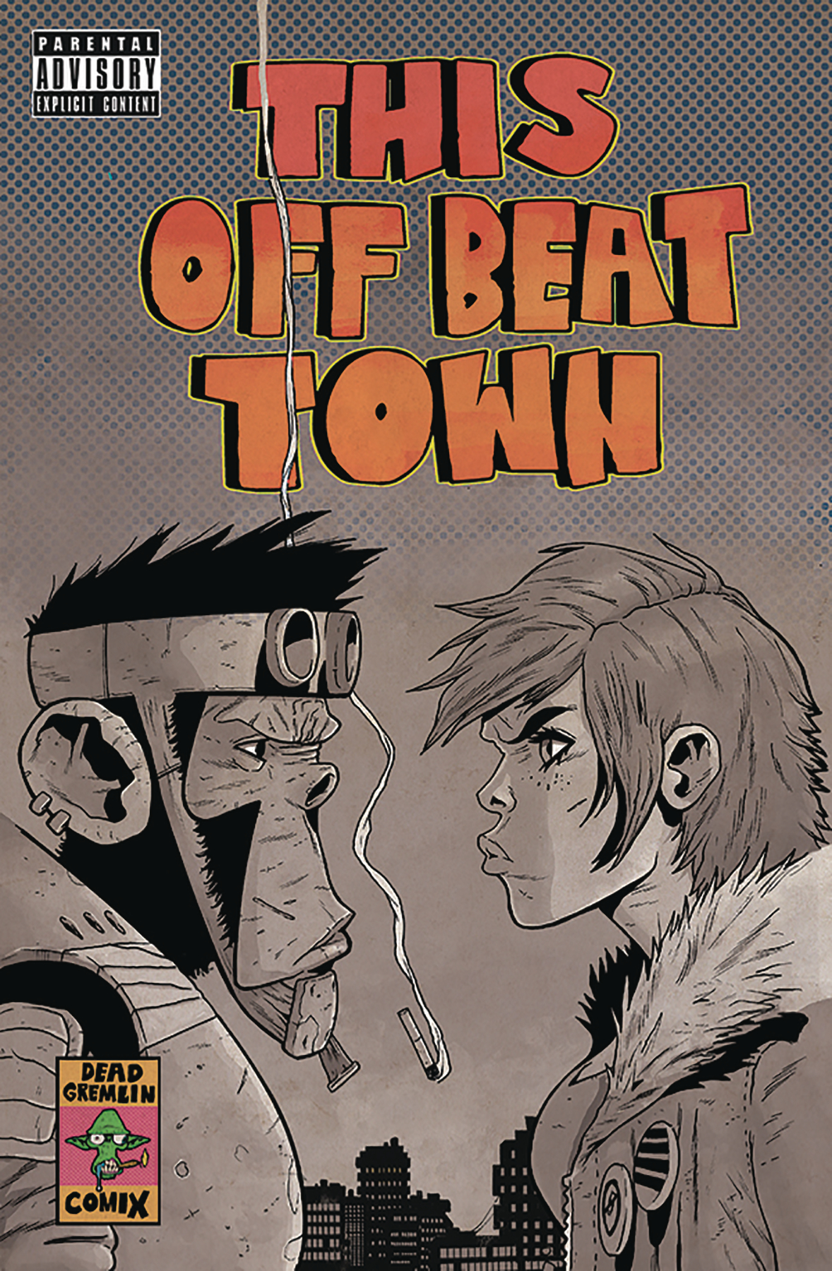This OffBeat Town TPB