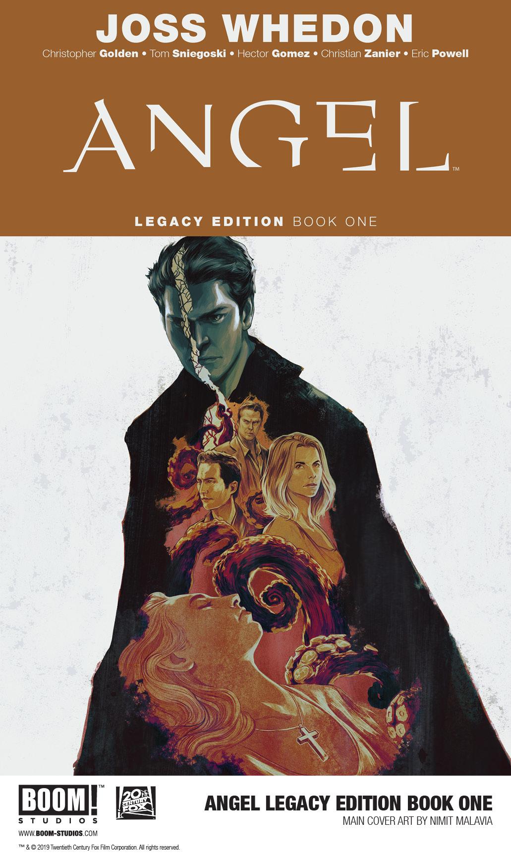 Angel Legacy Book 1