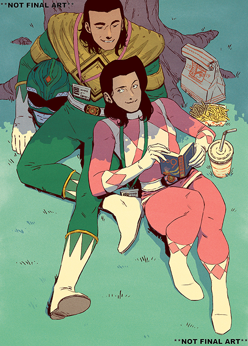 PreviewsExclusive_MMPR040_SDCC_Variant_CoverArt_JakeWyatt_Approv