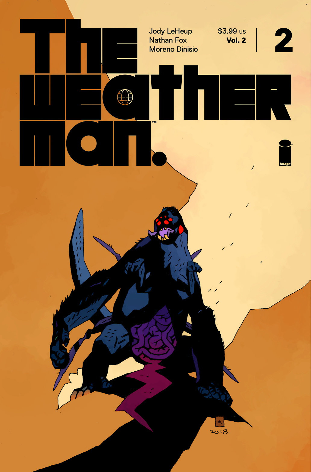 The Weather Man Vol. 2