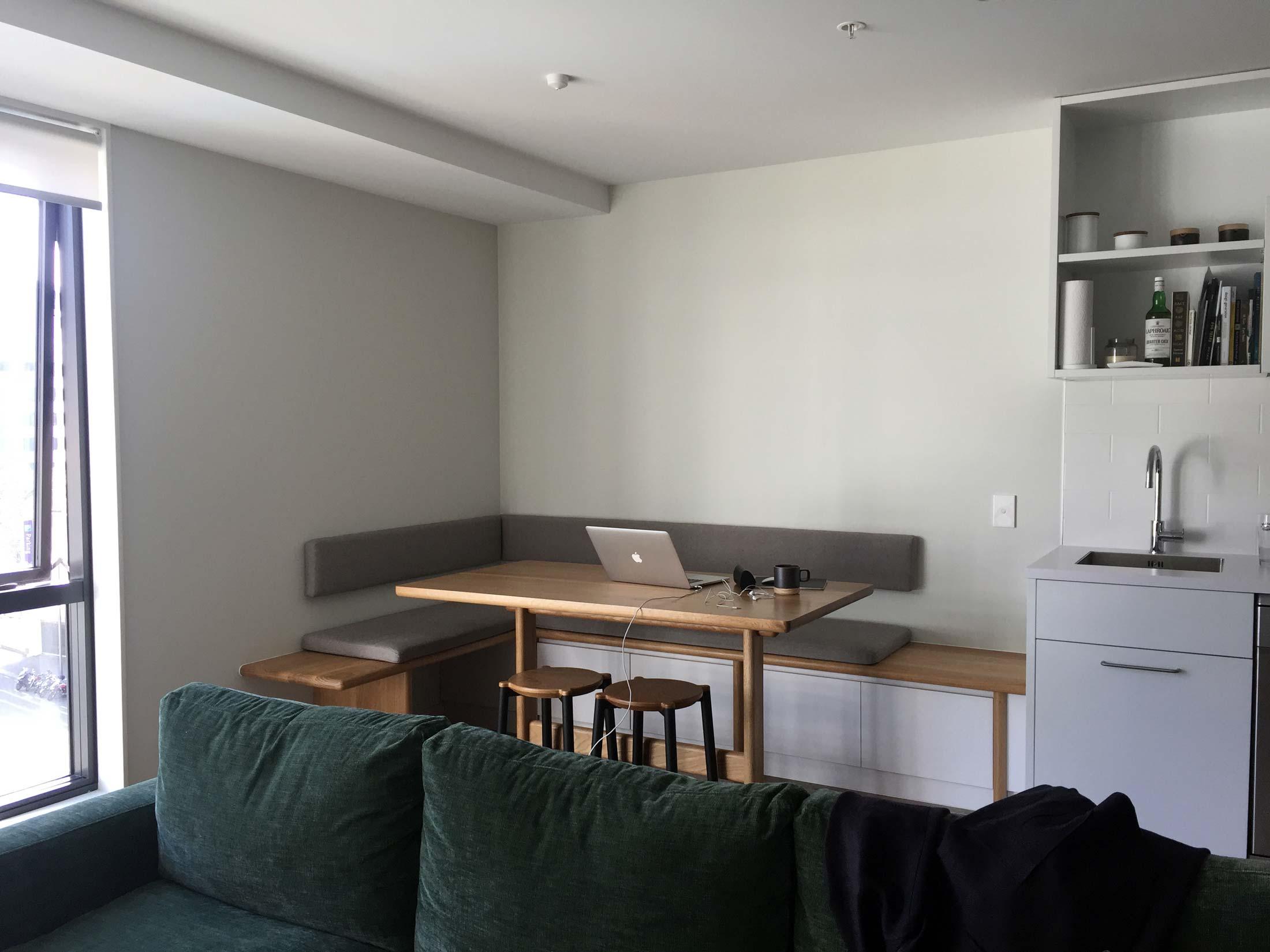 Urban bach - Wellington, New ZealandProject life: 2017 - present