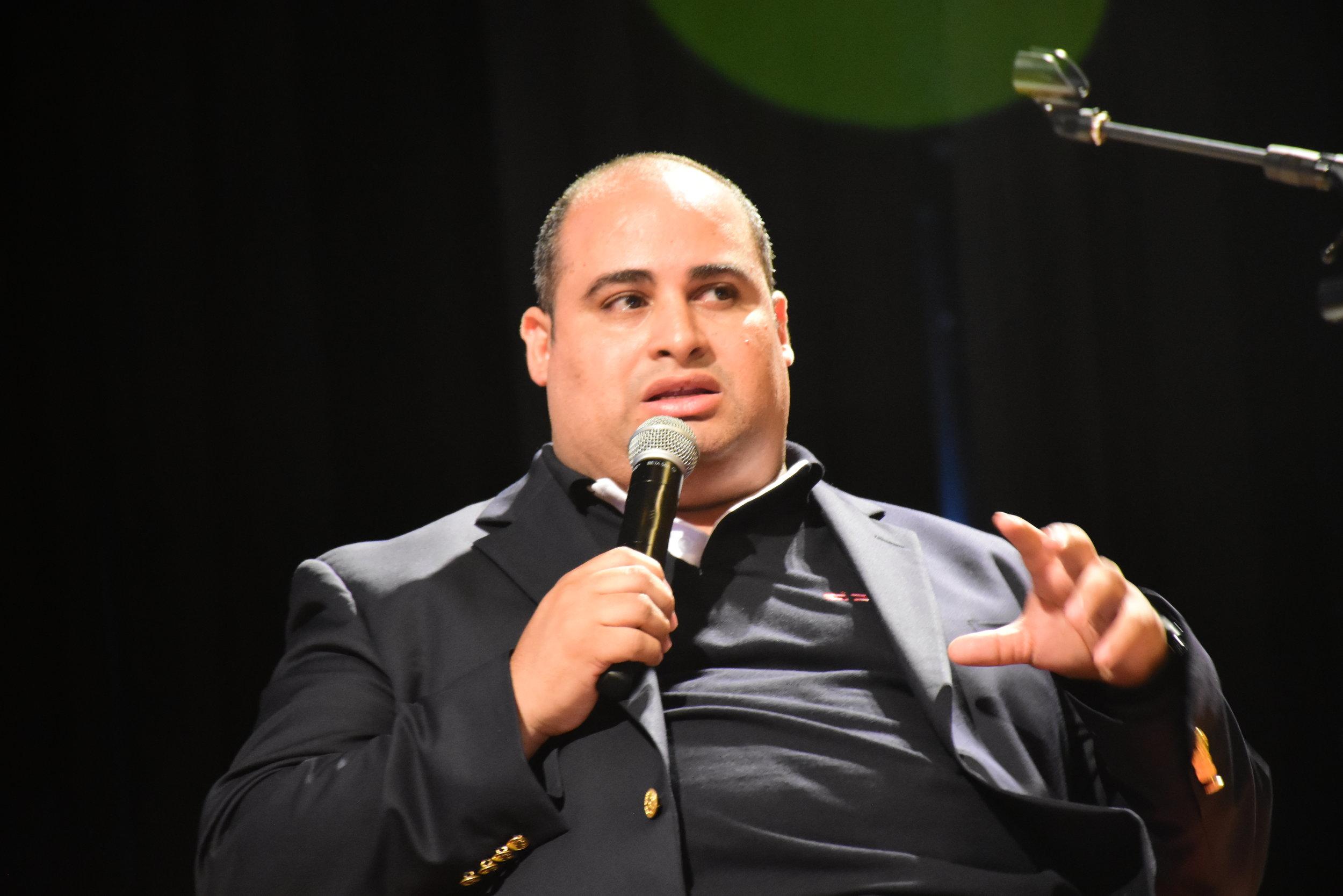 Rev. Leandro Pinheiro