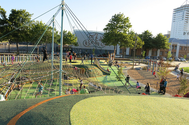 Margaret Mahey Playground - 📷 @hannahgreaves11