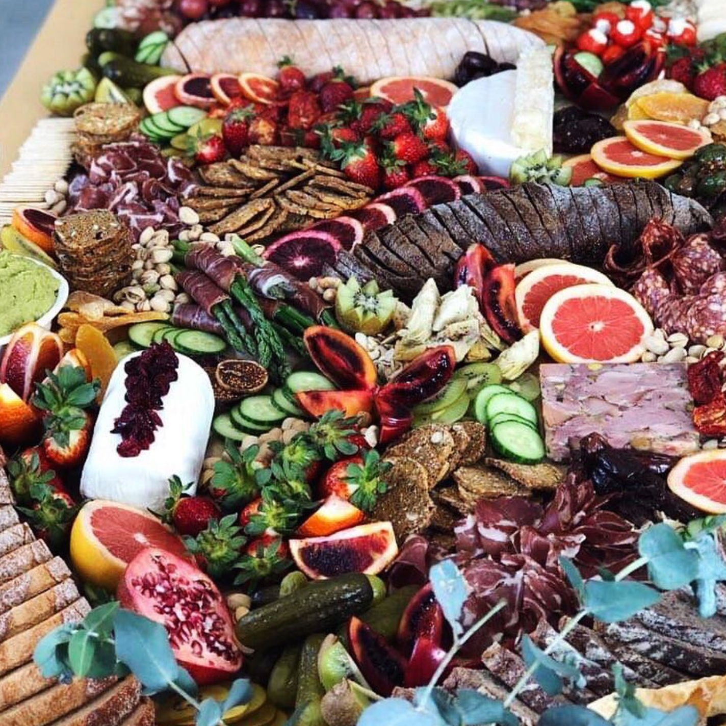 Platter goals from Lavish Grazing Co - Unique Platters & Lavish Grazing tables for all occasions. Bringing your next unforgettable food experience to Queenstown & Beyond.
