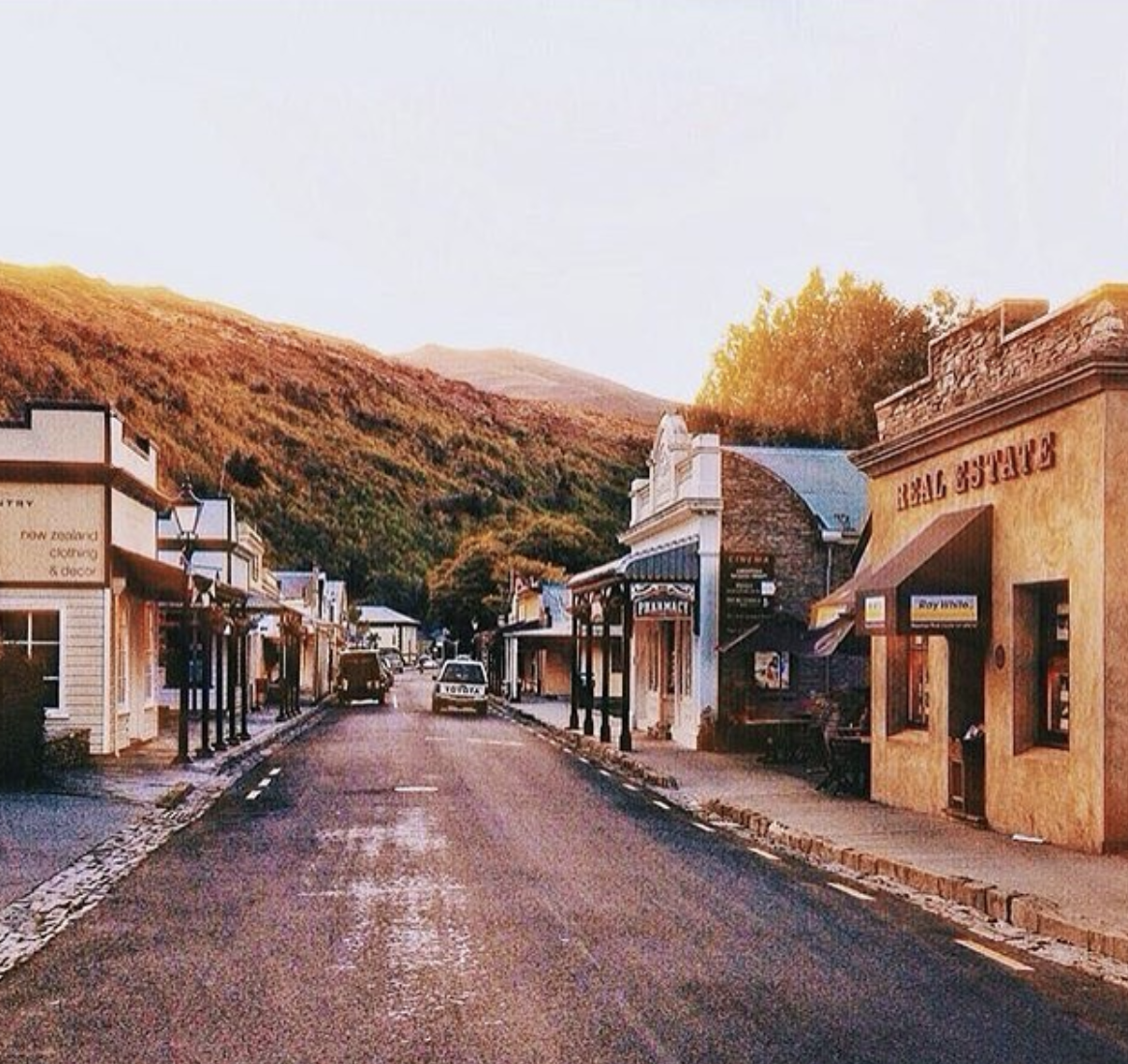 Visit the heritage town Arrowtown - Arrowtown is charming and quirky – a delightful gold rush village nestled below the beautiful peaks that surround the sparkling Arrow River.