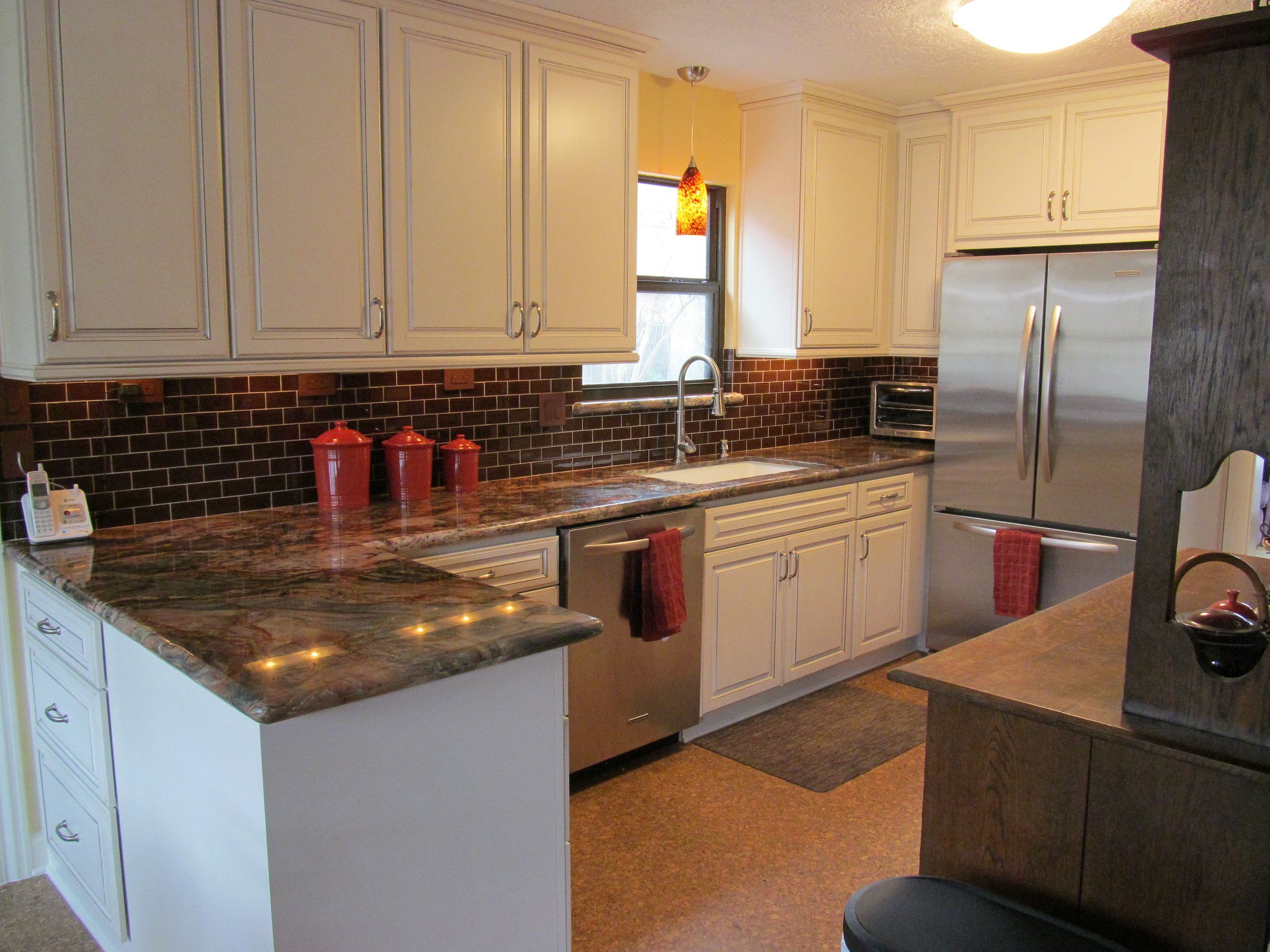 BRIARGROVE PARK KITCHEN -