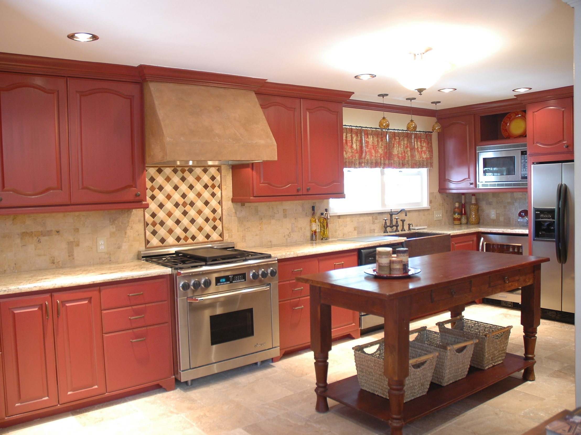WEST UNIVERSITY TUSCAN KITCHEN -