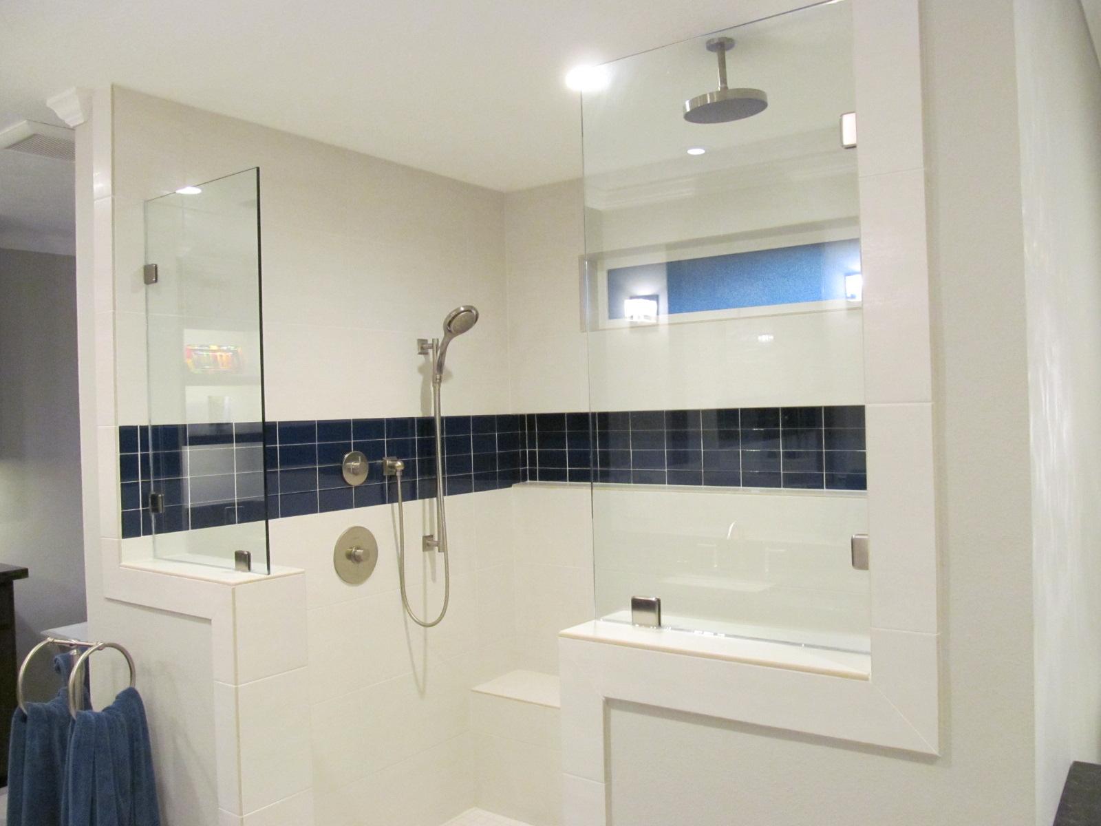 Fabulous walk in shower is ADA compliant.JPG