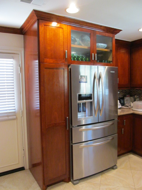 The cabinetry was designed to work around the fridge.JPG