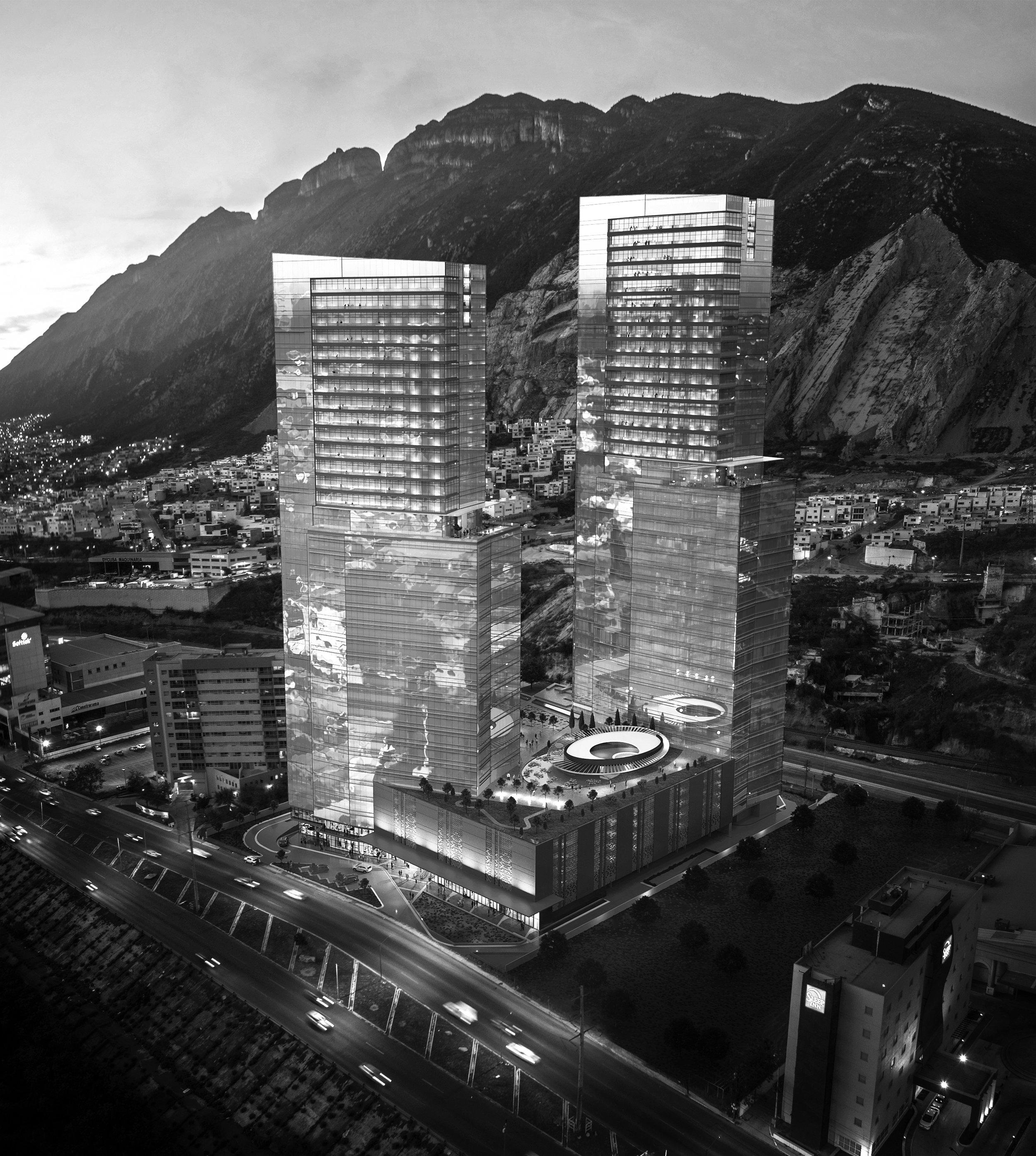Balzac -  Desarrollo de Usos Mixtos, Monterrey, Mx.
