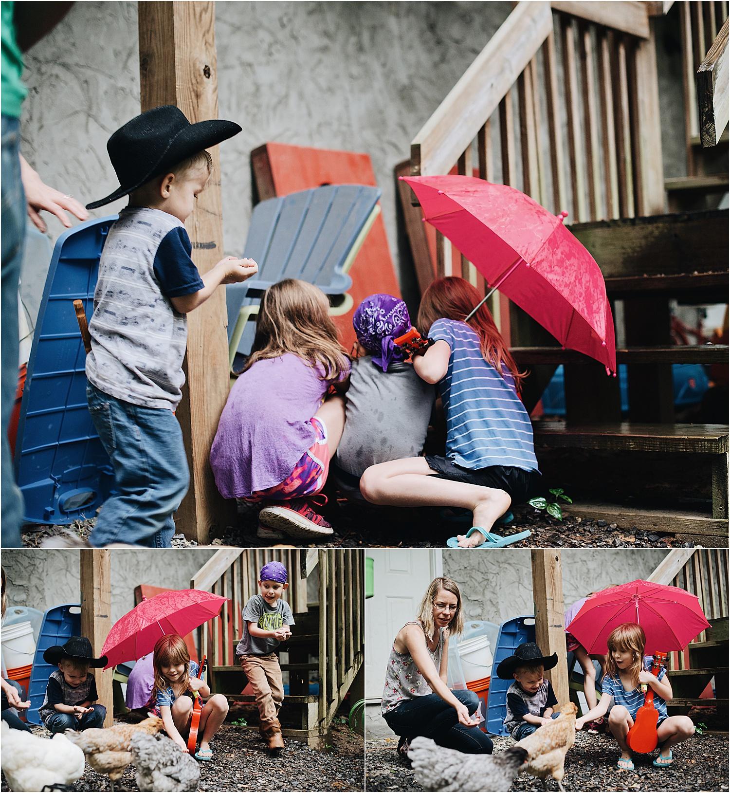 Asheville Lifestyle Family Session