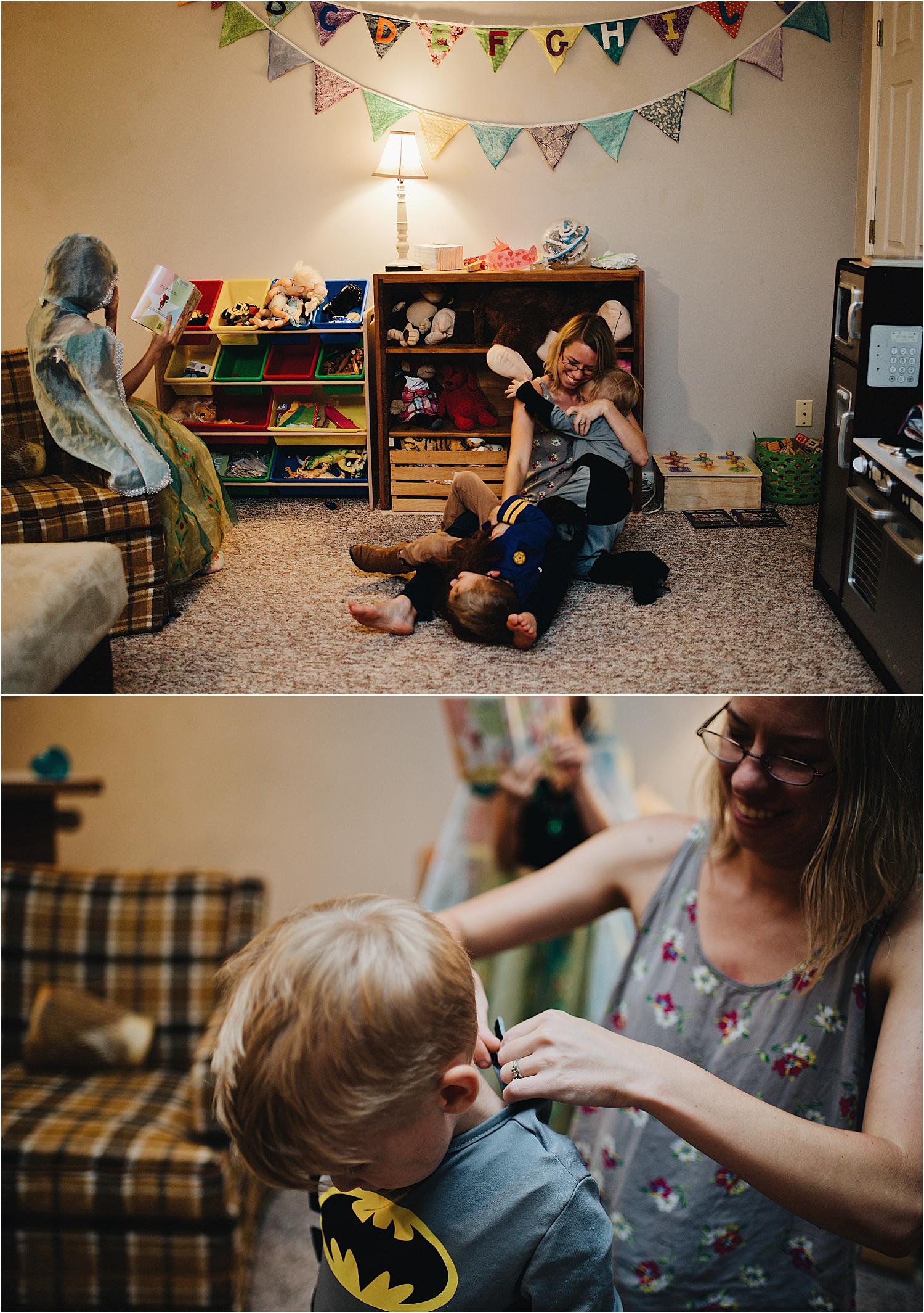 Documentary Family Photographer