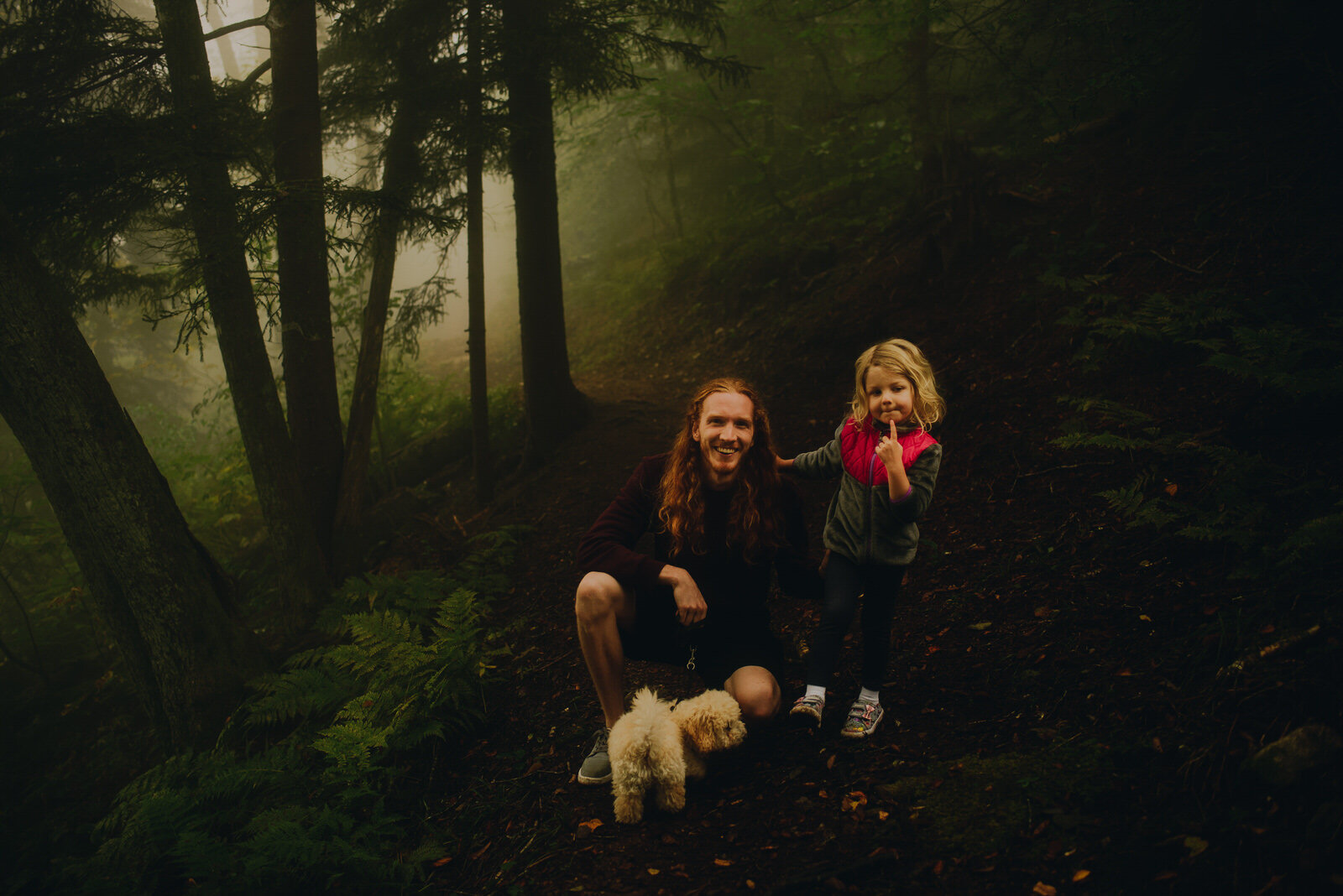 A Brief Family Photo