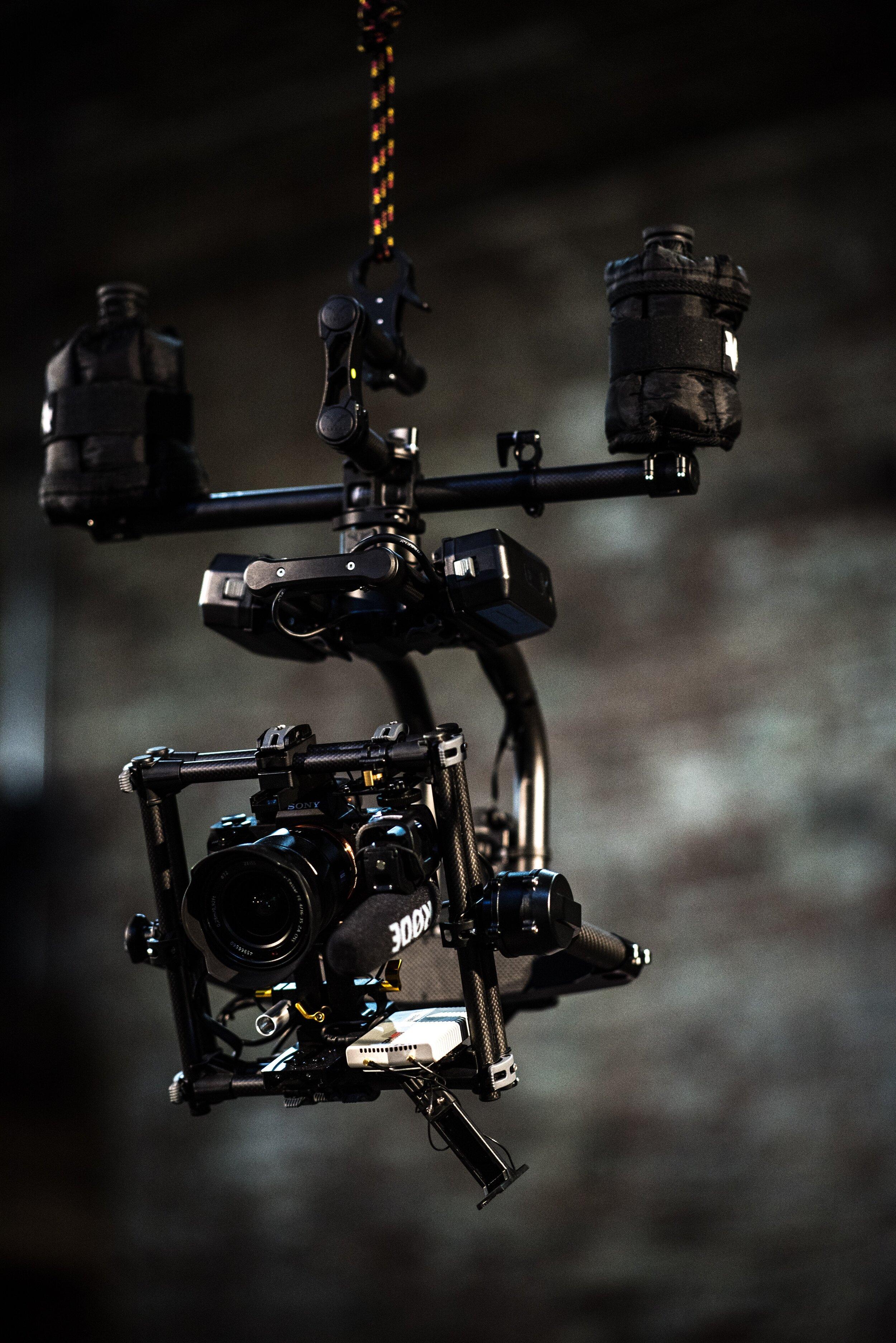 Gimbal- und Kameraverleih - Jetzt Equipment für dein Projekt buchen