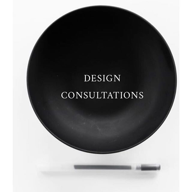 We offer design consultations at an hourly rate! We're been doing this a lot lately and are having a good time with it. If you're working on a project and need some design advice please do not hesitate to reach out.