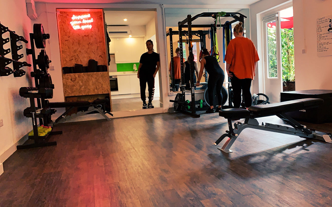 A bit about us… - Fitness space by womxn on a mission to combat gymhibition and gymperfection. The founding trio want to spread body positivity, normalise body diversity and …