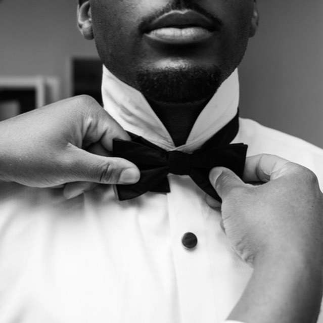 Would your bride walk down the aisle in just anything..? Then why should you. | Tux by JMikael ✂️ | Link in bio on how we can assist the fellas on this joyous occasion #weddingseason