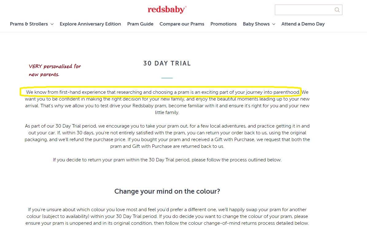 Return policy reds baby.JPG