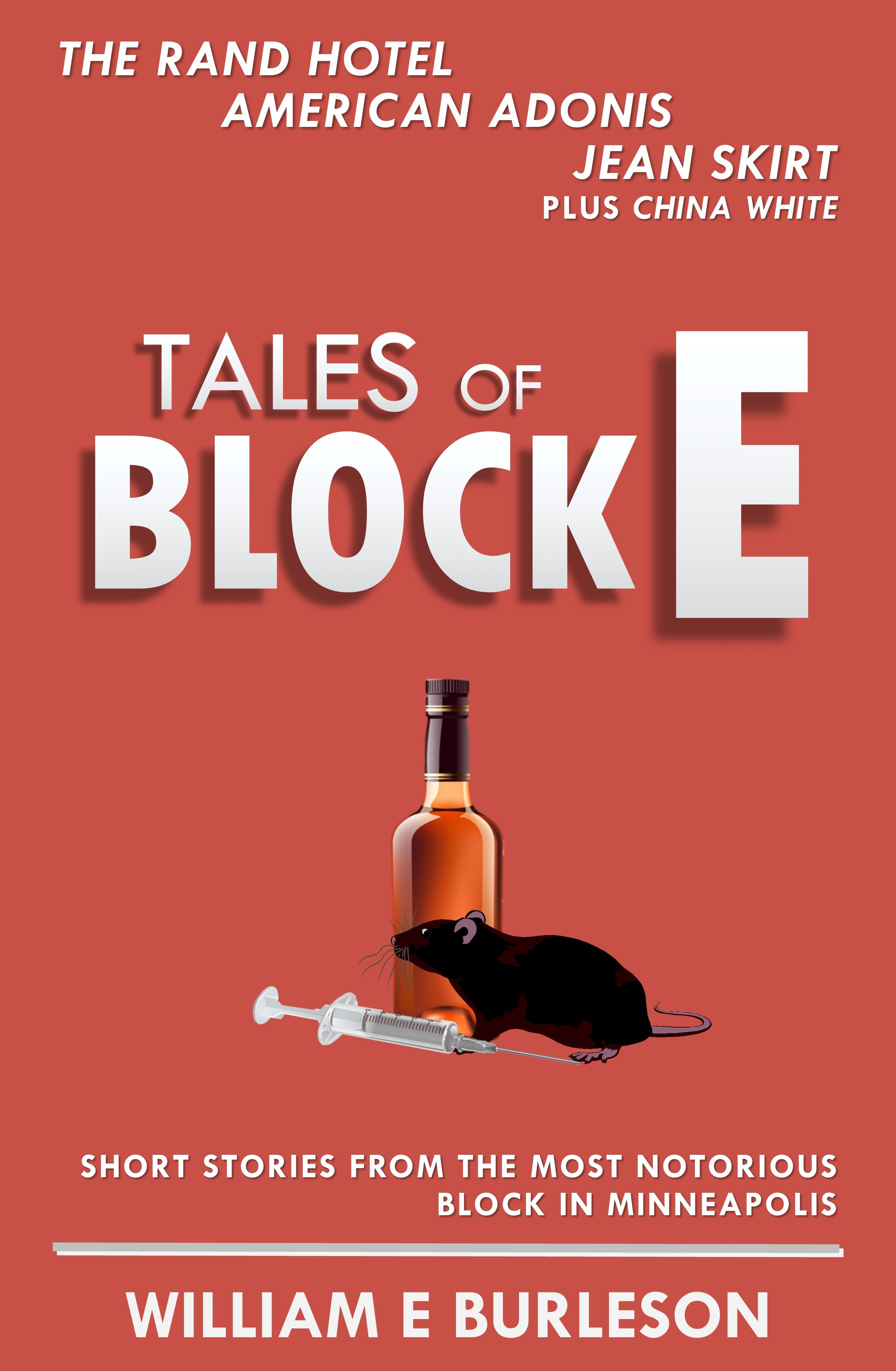 TALES OF BLOCK E book