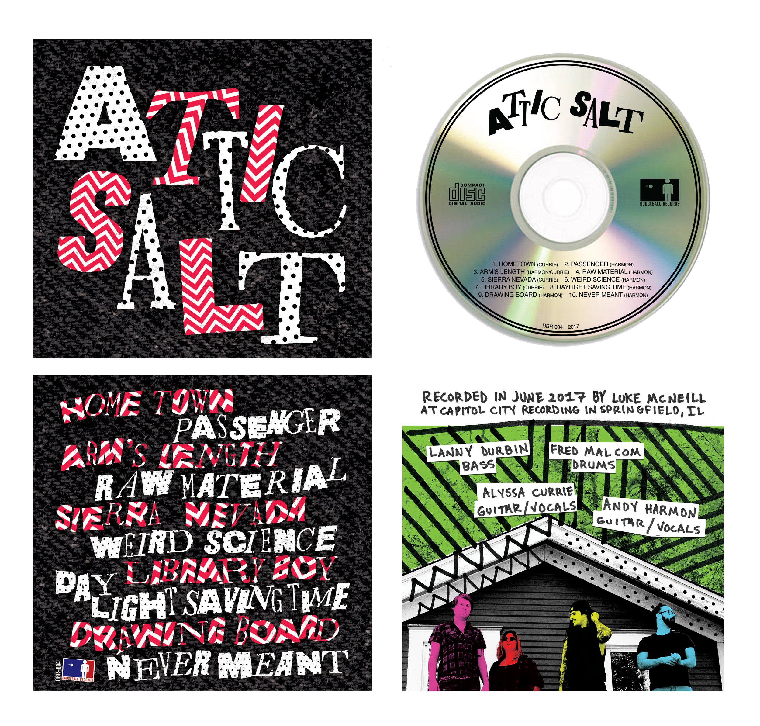 Attic Salt S/T