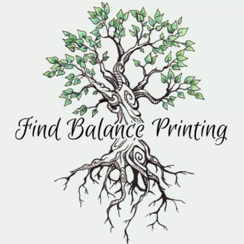 FIND BALANCE PRINTING PAGE