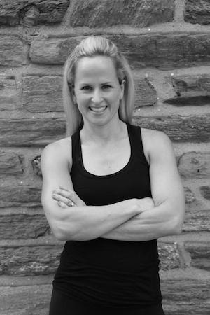"""Susan Brown - Susan Brown is a personal trainer, group fitness instructor, nutrition coach, Staff Manager and Director of the Goals Program at Balance. A Wyndmoor native, she brings with her a wealth of coaching, teaching and training experience over the past 18 years. A captain and Academic All American in field hockey and lacrosse at Georgetown, she went on to earn a Master's degree at Penn and to teach English and to coach field hockey and lacrosse at Council Rock North High School for 7 years. After a relocation to London with her family in 2010, Susan pursued her passion for fitness and nutrition, completing her REPS level 3 certification abroad and working in one of London's top personal training studios helping people achieve 12 week transformations.Susan is NSCA and AFAA certified and currently is working towards her Integrative Nutrition certification. She is passionate about coaching people to live their best lives through making small changes to their daily habits, setting realistic goals and finding their inner athlete. Her personal approach and motivational style have allowed her to help countless clients transform both their mindsets and their bodies. Her motto is """"if it doesn't challenge you, it doesn't change you!"""""""