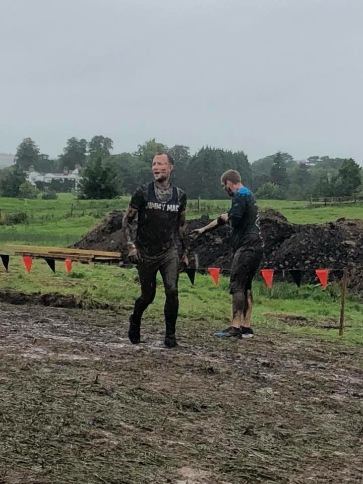Mud is the new black